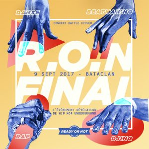 Billetterie RON FINAL 2017