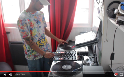 [DJING VIDEO – RON CONCEPT] 2eme round pour DJ Walkman !