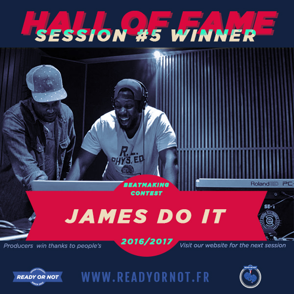 james do it session 5 ron concept