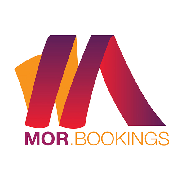 Mor.Bookings - Logo