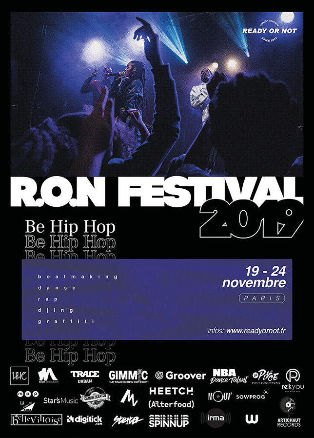 FLYER OFFICIEL RON FESTTIVAL 2019