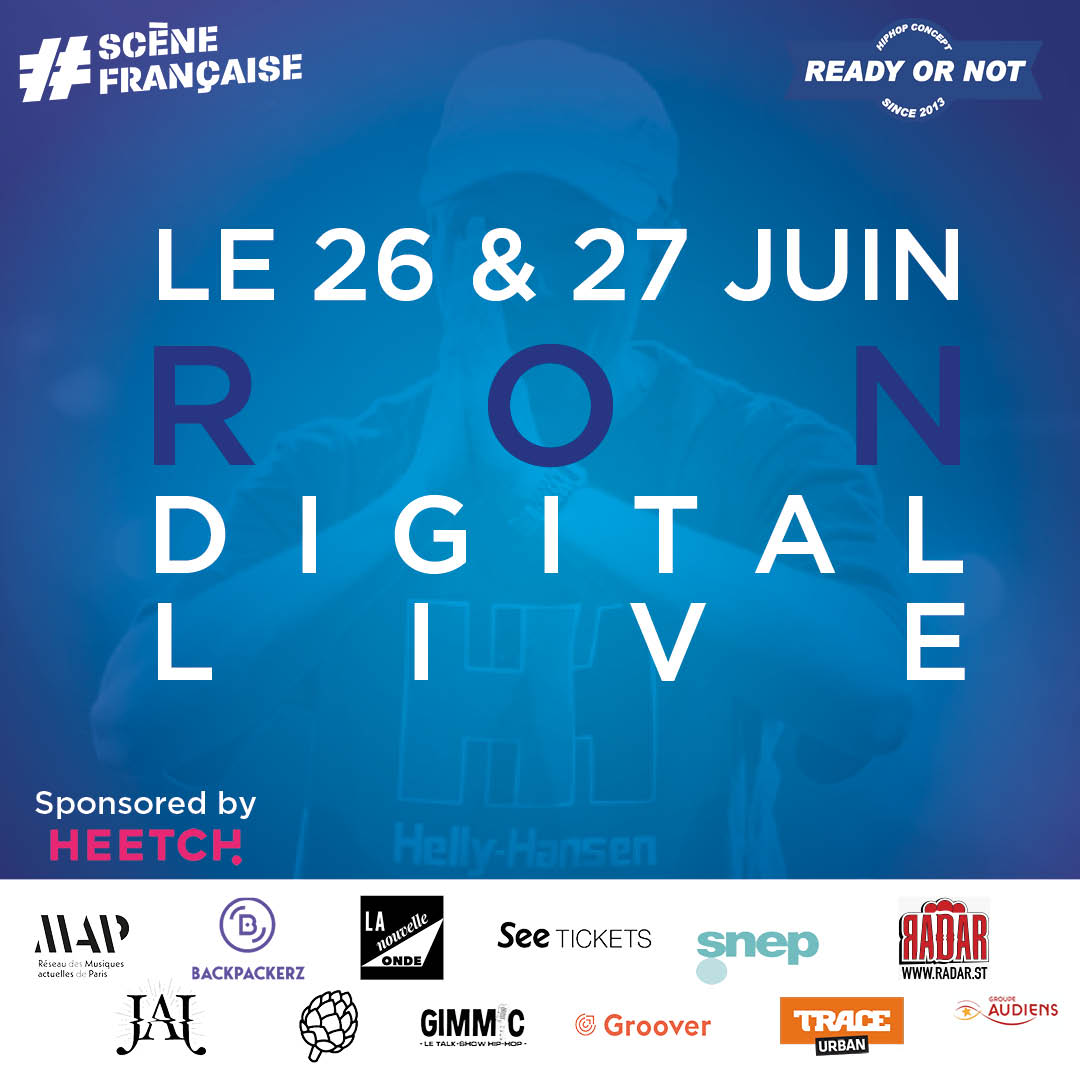 RON Digital Live